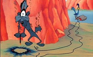 Kind of like Wile-E-Coyote has been trying to kill the road runner for 30 years.  Only not as funny.