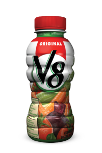 How about some V8?