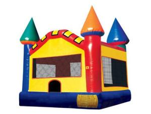 This, my friends, is bouncy castle profiteering!