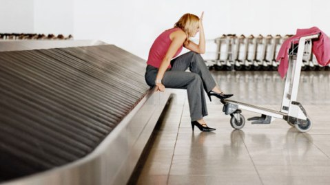What if god loses your luggage?