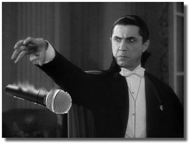 Dracula just dropped the mic. DRACULA JUST DROPPED THE MIC!!!