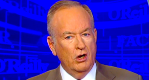 O'Reilly definitely knows a lot about being well fed.