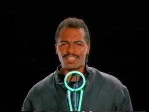 We already know how bustin' makes Ray Parker, Jr feel.
