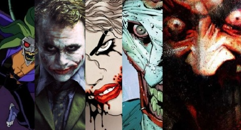 Everyone, that is, except The Joker. But we all need to remember that The Joker is an asshole.